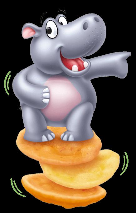 Kiddylicious Hippo Image